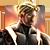 Human Torch Icon 2