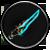 Kinetische Energieklinge Task Icon