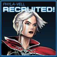 Phyla-Vell Recruited