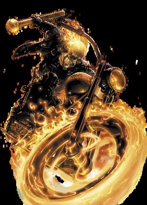 Ghost Rider Marvel XP