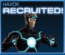 Havok Recruited Old