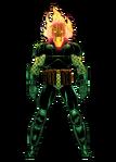 Jack O'Lantern Marvel XP Original