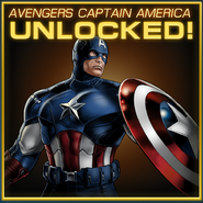 Captain America Avengers Unlocked