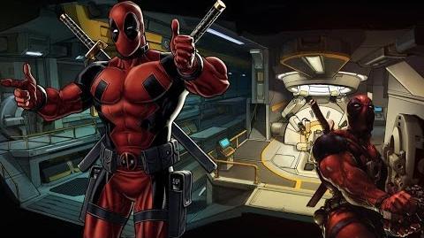 DEADPOOL's Moves Set - Marvel Avengers Alliance - Conjunto de Movimientos de Masacre - Wade Wilson