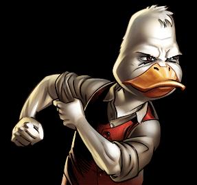 Howard the Duck Banner