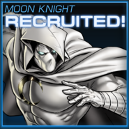 Moon Knight Recruited