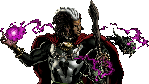 Doctor Voodoo Banner
