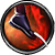 Rasende Klingen Task Icon