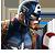 Captain America Icon 5