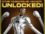 Future Foundation Mr. Fantastic