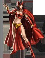 Scarlet Witch-Transianisch