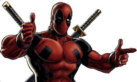 Deadpool Banner 1