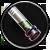 Gamma-verstrahlter Abfall Task Icon