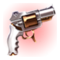 Irritierende Pistole