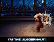 Juggernaut Level 6 Ability