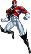 Captain Britain-Heroic