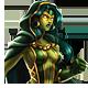 Gamora icono