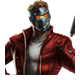 Star-Lord Large Icon