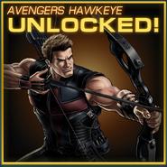 Hawkeye Avengers Unlocked
