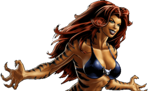 Tigra Dialogue 1