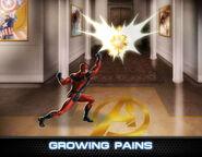Hank Pym Level 1 Ability
