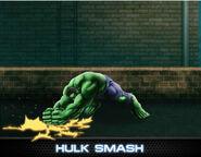 Hulk Level 2 Ability