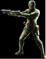 Hydra-Soldat