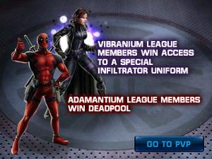 Marvel avengers alliance pvp matchmaking