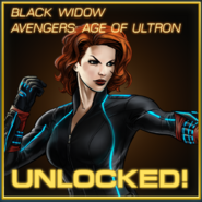 Black Widow Avengers Age of Ultron Unlocked