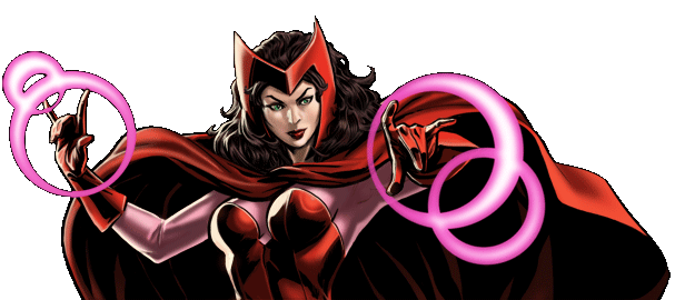 Scarlet Witch Banner 1