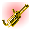 Golden Batstone 2.357 Minigun