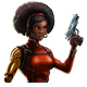 Misty Knight Icon Large 1