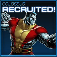 Colossus Recruited