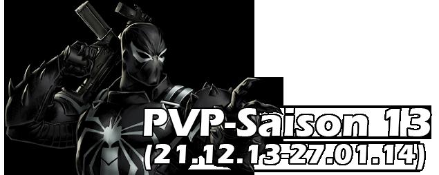 PVP-Saison 13 Banner