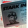 Stark Industries-Schlüsselkarte