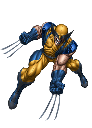 Marvel XP: Dossiers/Wolverine | Marvel: Avengers Alliance ...