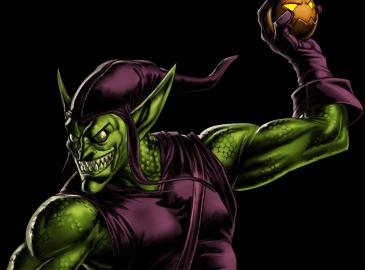 Green Goblin Banner