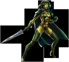 Gamora-Klassisch
