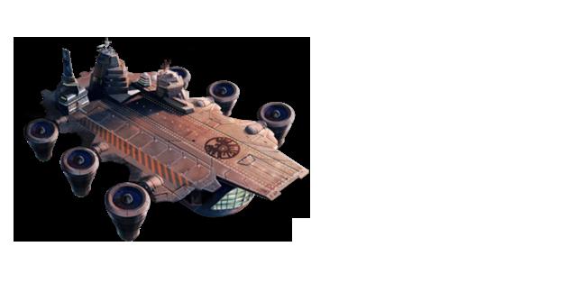 Flugdeck