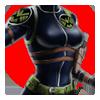 Uniform Tactician 3 Female