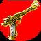 Gold-Nadelgewehr