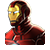 Iron Man-B 1 Icon