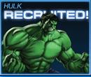 Hulk Recruited Old