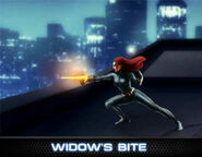 Black Widow Level 2 Ability