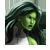 Mujer Hulk icono 1