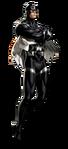 Black Bolt Portrait Art