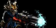 Rocket Raccoon Dialogue 1