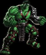World War Hulk Portrait Art