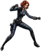 Black Widow-Avengers