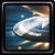 Captain Steve Rogers-Schildwurf 1